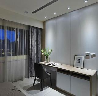 简约风格小清新公寓书桌