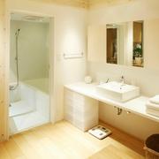 清新MIUI复式楼欣赏卫生间