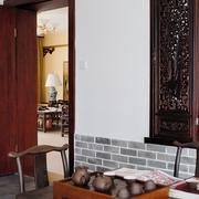 中式风家装效果图