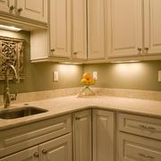 简欧住宅装饰效果图厨房设计