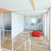 117平日式风格别墅欣赏过道陈设设计