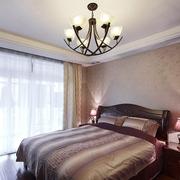 混搭卧室窗帘装饰图  打造温馨舒适家