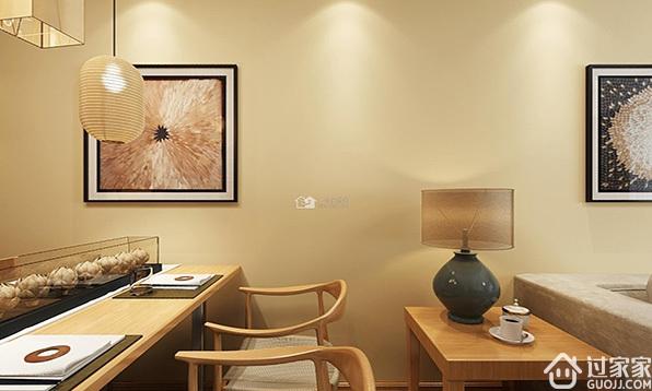 家居餐厅硅藻泥背景墙效果图鉴赏