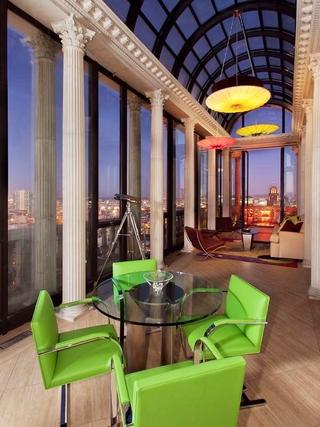 顶级奢华欧式上层建筑欣赏阳台