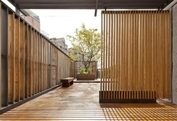 现代时尚风格效果图设计欣赏庭院设计
