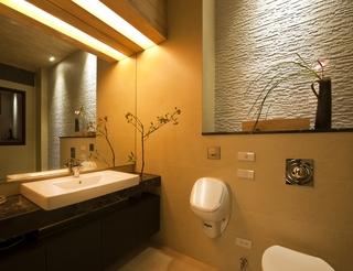现代简约设计套图卫生间墙面