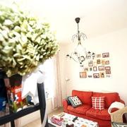 宜家设计装饰住宅效果图客厅