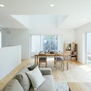 117平日式风格别墅欣赏客厅设计
