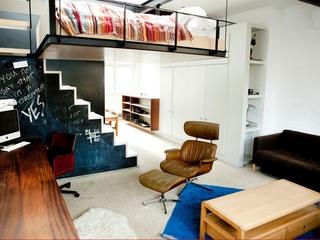 现代迷你跃层公寓欣赏