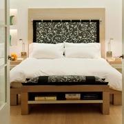 简约多功能住宅欣赏卧室效果