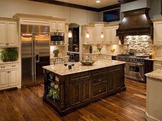 复古混搭美居住宅欣赏厨房