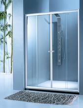 卫生间隔断门如何选择
