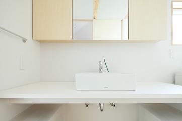 67平日式风格别墅欣赏洗手间设计
