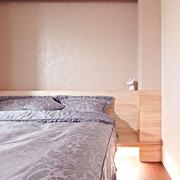 124平日式风格住宅欣赏卧室