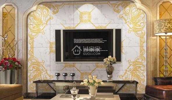四种主流简约现代欧式风格背景墙材料,你了解了几种?