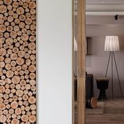 现代风两居室住宅欣赏摆件