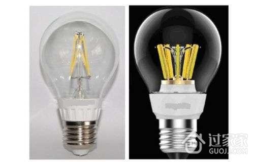 LED灯丝胶