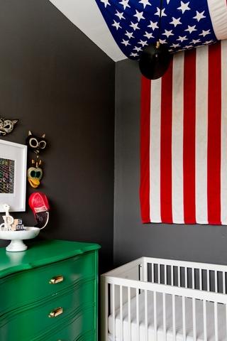 现代住宅效果图欣赏儿童房设计