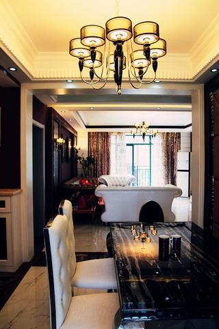 新古典经典住宅欣赏餐厅