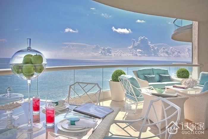 梦幻地中海风格住宅欣赏