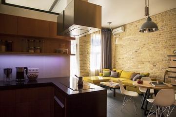 创意温馨现代复式欣赏厨房