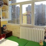 72平老房翻新住宅欣赏阳台设计