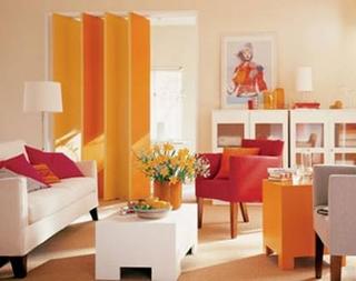 家居装修之室内颜色搭配