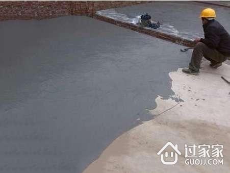JS防水涂料施工要点与施工注意事项