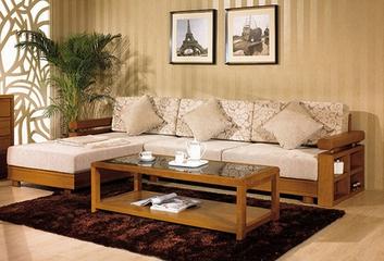 实木布艺沙发的优缺点解析