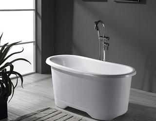 什么是玻璃钢浴缸?玻璃钢浴缸安装要点