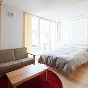 67平日式风格别墅欣赏卧室设计