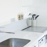 112平日式风格住宅欣赏厨房