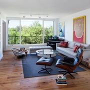 现代明了极简住宅欣赏