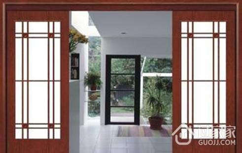 实木玻璃门的优缺点及选择