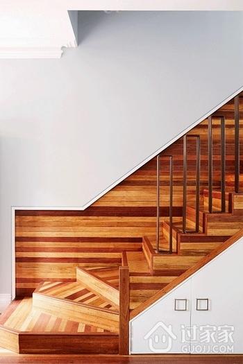 实用装饰北欧住宅欣赏楼梯