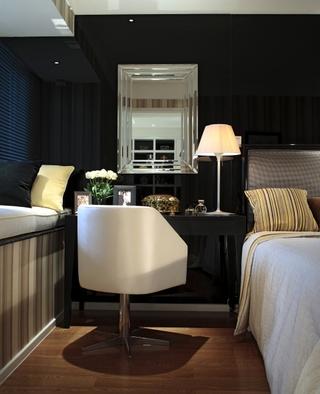 摩登印象现代住宅欣赏卧室局部