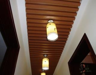 生态木吊顶的优势及安装方法