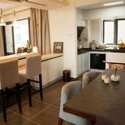 简约时尚风住宅欣赏厨房吧台