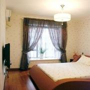 89平简约两室两厅案例欣赏卧室飘窗