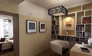 110平简约三居室欣赏卫生间