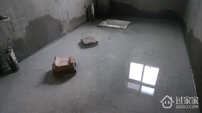 毛坯房卫生间防水施工流程