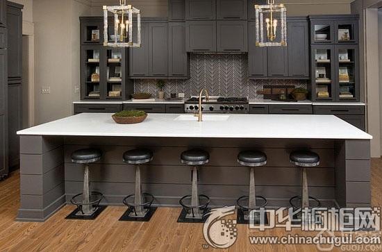 12款小清新厨房设计 演绎现代厨房典雅气质