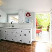 混搭风格别墅效果套图橱柜设计