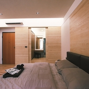简约复式环保家居欣赏卧室陈设