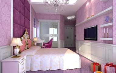 235平欧式奢华别墅欣赏卧室摆件