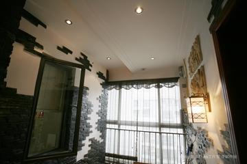 现代别墅装饰阳台
