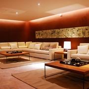 新中式风格客厅设计