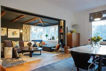简约白色老公寓改造欣赏