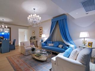 地中海蓝色之家欣赏