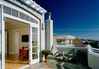现代装饰别墅套图欣赏露台设计